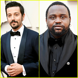 Diego Luna & Brian Tyree Henry Suit Up for Oscars 2019