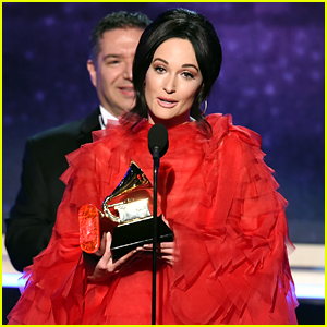 Kacey Musgraves Wins Album of the Year at Grammys 2019!