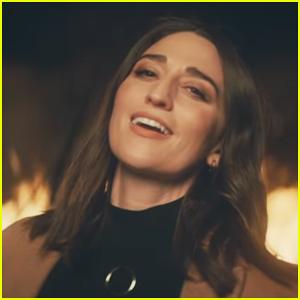 Sara Bareilles Debuts 'Fire' Music Video - Watch Here!
