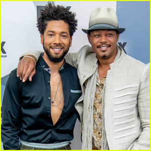 Terrence Howard Shares Support For Jussie Smollett: 'We Love You'