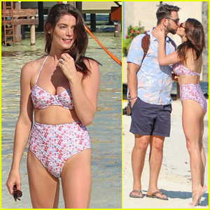Ashley Greene & Paul Khoury Couple Up For Romantic Vacation in Mexico