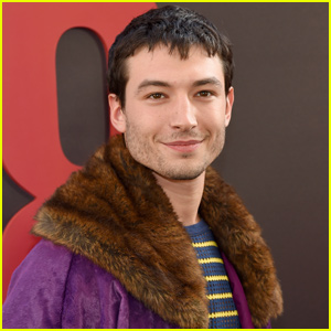 Ezra Miller Reportedly Writing Darker 'The Flash' Script