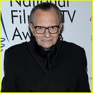 Larry King Suffers Angina & Goes to Hospital Amid Heart Attack Speculation