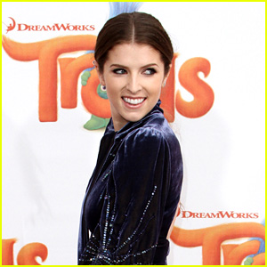 Anna Kendrick Gets To Work Recording For 'Trolls 2'