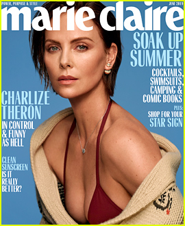 Charlize Theron Reveals Her Daily Routine Being a Mom