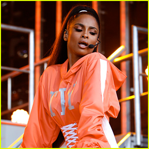 Ciara Asks Jimmy Kimmel to Twerk, Performs 'Thinkin Bout You' (Video)