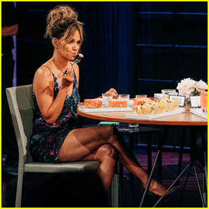 Halle Berry Reveals Her Worst Movie to Avoid Eating Beetle Nachos on 'Spill Your Guts'!