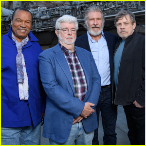 Harrison Ford, Mark Hamill, & More Attend 'Star Wars: Galaxy's Edge' Disneyland Opening - Watch the Livestream!