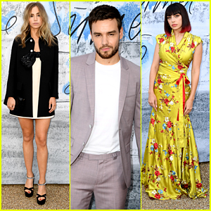 Suki Waterhouse, Charli XCX & Liam Payne Step Out For The Serpentine Gallery's Summer Party