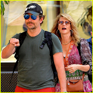 Bradley Cooper & Laura Dern Grab Lunch Together in NYC!