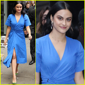 Camila Mendes Explains Why She Partnered with 'Secret' for Their New Campaign