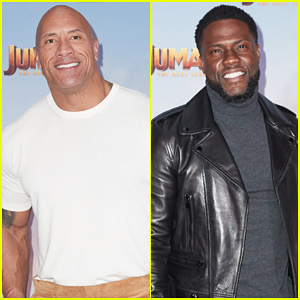 Dwayne Johnson Recalls Learning of Kevin Hart's Crash: 'My Heart Stopped and I Lost My Breath'