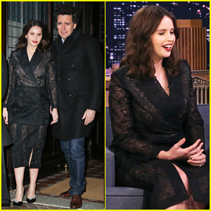 Felicity Jones Reveals She Traded Insults with Eddie Redmayne In-Between Shooting for 'Aeronauts'!