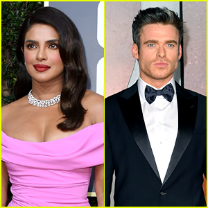 Priyanka Chopra & Richard Madden Will Star in 'Citadel,' Russo Brothers' Amazon Series