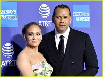 Jennifer Lopez and Alex Rodriguez photo