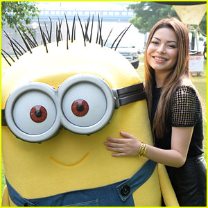 Miranda Cosgrove: 'Despicable Me 2' London Photo Call