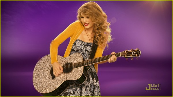 Taylor Swift's Journey To Fearless on The Hub!   Photo ...
