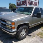 Used 1998 Chevrolet C K 1500 Series For Sale Carsforsale Com