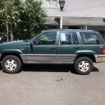 Used 1995 Jeep Grand Cherokee For Sale Carsforsale Com