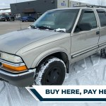 Used 2001 Chevrolet Blazer For Sale Carsforsale Com