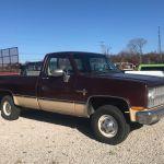 Used 1982 Chevrolet C K 10 Series For Sale In Oklahoma City Ok Carsforsale Com