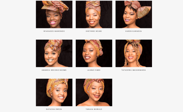 Image result for Miss World Zimbabwe UK Reveals 2017 Finalists