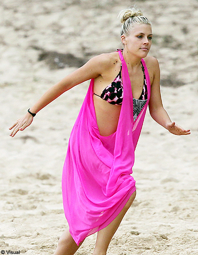 Busy Philipps - Coiffures de plage : on s'inspire des ...