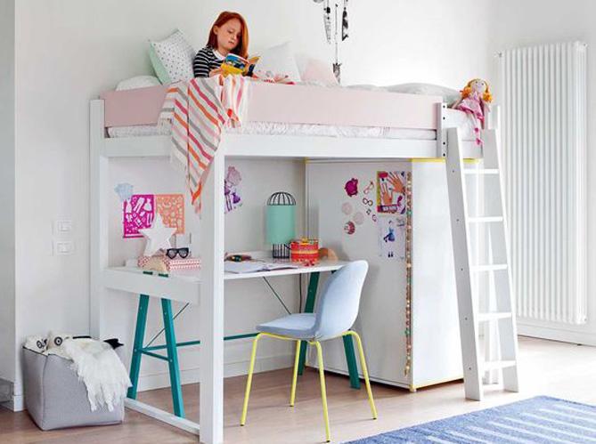 4 Conseils Pour Une Chambre Denfants Design Elle Dcoration