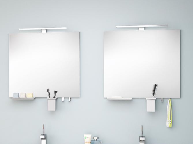 Miroir Salle De Bain Elle Dcoration
