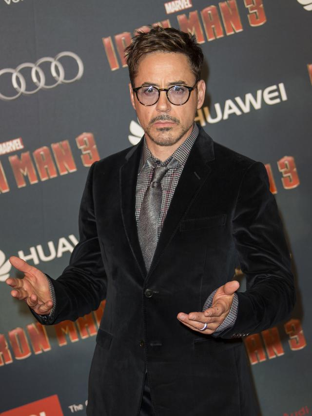 [Bintang] Robert Downey Jr