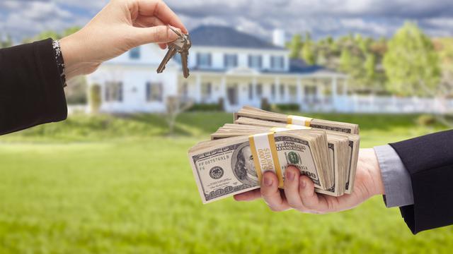 Ilustrasi beli rumah (Foto: fortunebuilders.com)