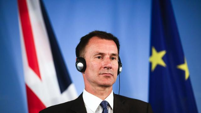 Menteri Luar Negeri Inggris, Jeremy Hunt (AP/Markus Schreiber)