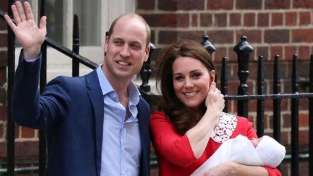 Prediksi nama anak ketiga Pangeran William-Kate Middleton (Kapanlagi)