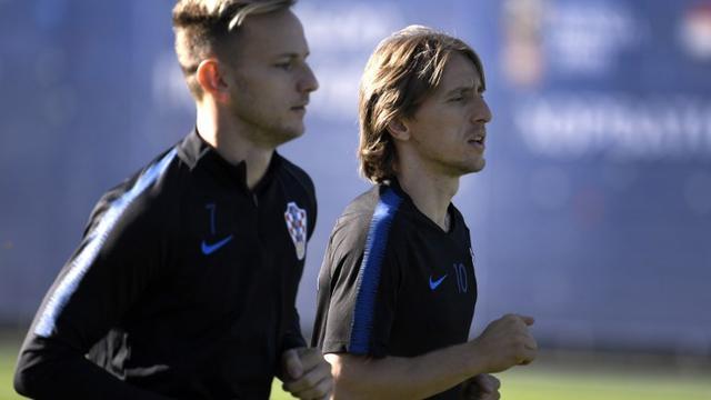Ivan Rakitic - Luka Modric