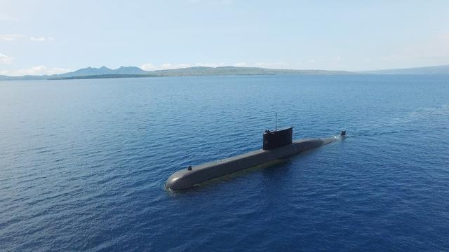 Kapal Selam Alugoro buatan PT PAL. Dok PAL
