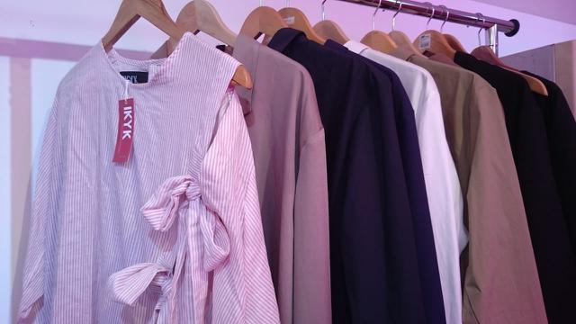 Fashion gaya Korea dari IKYK dan Tatjana Saphira