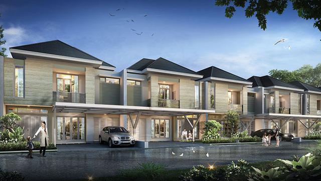4 Kawasan Rumah Mewah di Jakarta Buruan Konglomerat - Bisnis Liputan6.com