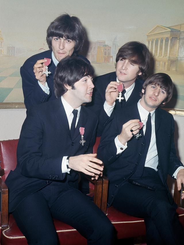 Ringo Starr-The Beatles