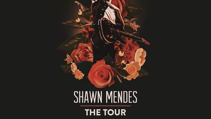 Tur Konser Shawn Mendes Asia (Instagram/ shawnmendes)