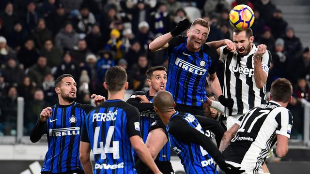 Inter Milan Imbang dengan Juventus