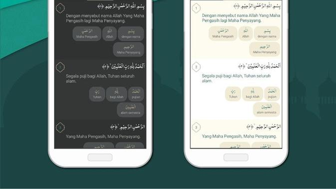 Al Quran Indonesia (Sumber: Google Play)