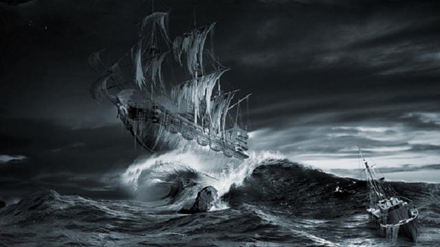 Kapal Hantu Octavius
