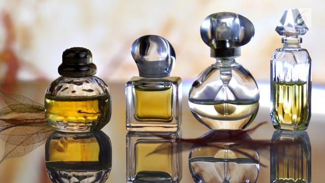 Parfum atau Minyak Wangi