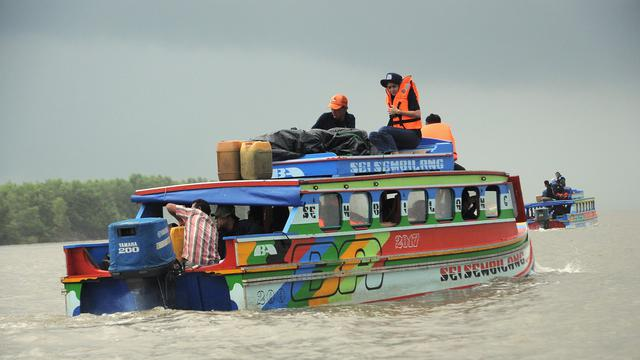 Lirik Potensi Sungai Musi, Menhub Budi Ingin Hadirkan Bus Air di Palembang