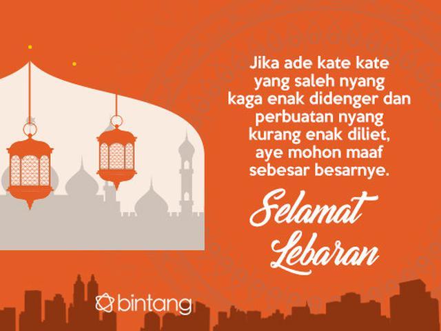 10 Kata Kata Hari Raya Idul Fitri Dari Bahasa Daerah Bikin Meriah