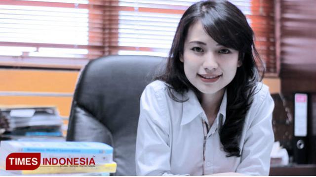 Risa Santoso, Rektor Termuda Institut Teknologi dan Bisnis ASIA Malang