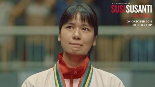 Bikin Bangga, BWF Turut Promosikan Film Susi Susanti Love All - SEA Games Bola.com