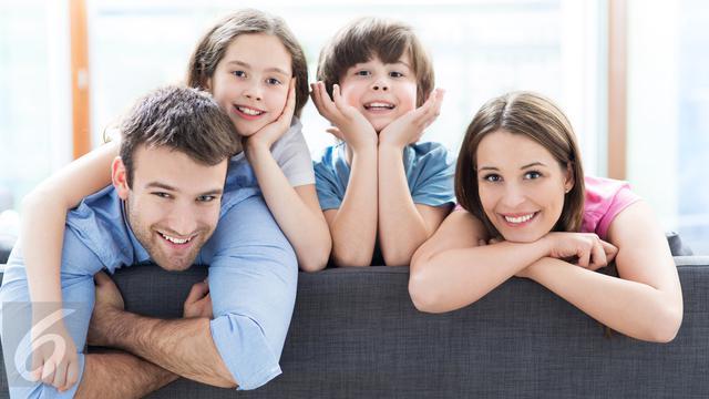 Keluarga Bahagia Keluarga Harmonis