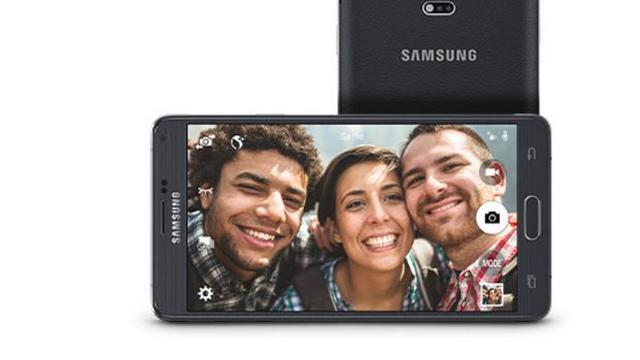 Ilustrasi Samsung Galaxy Note 4