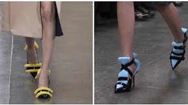 Terbuat dari Sponge, Sepatu Ini Dijual dengan Harga Menakjubkan
